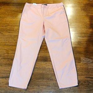 Oakley Bella Chino Golf Pant Fluffy Pink L NWT